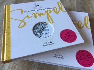 boek Linda Commandeur