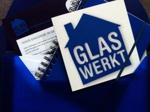 glaswerkt werkmap start van het traject